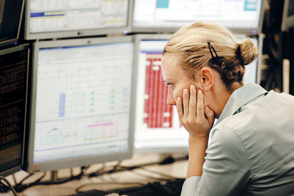לברוח מהבורסה או ללכת לים ? מה לעשות כשהשווקים נופלים ?